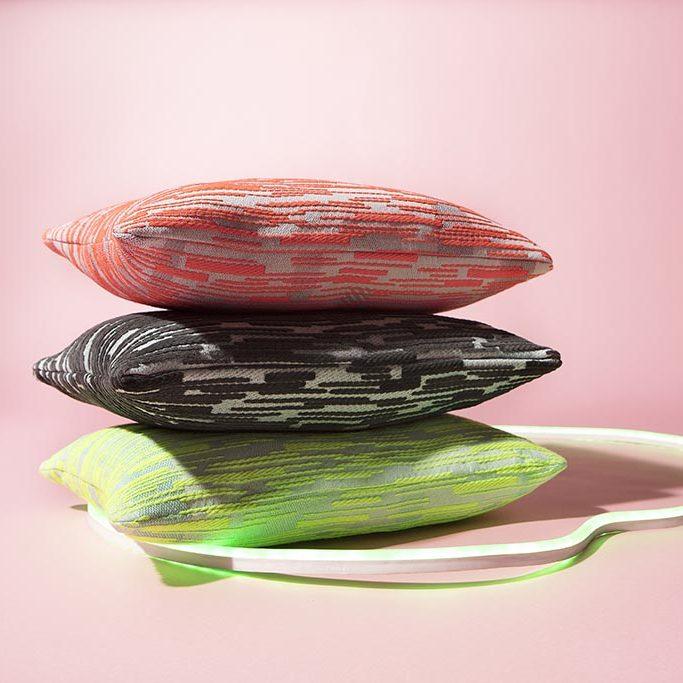 Malabar cushions